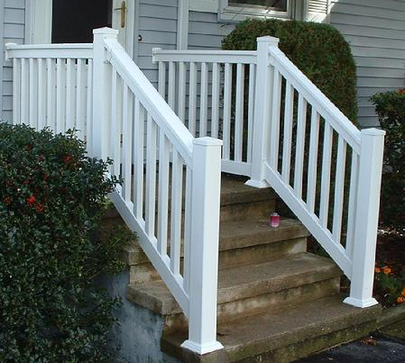 Vinyl Railings Amp Kits Buffalo North Tonawanda Amp Orchard